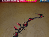 Exterminating Bow 486