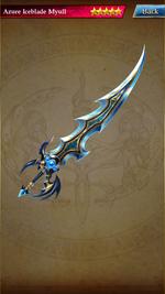 Azure Iceblade Myull 363
