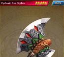 Cyclonic Axe Orphes 045