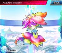 Rainbow Goddess