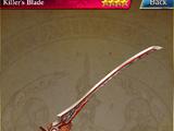 Killer's Blade 020