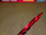 Deadly Blade 484
