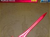 Psyllium Sword 350