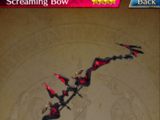 Screaming Bow 485
