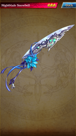 Nightblade Snowbell 015