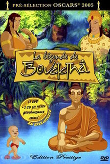 The-legend-of-buddha