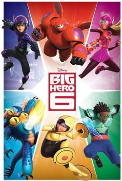 Bighero6 team