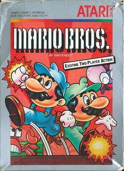 B MarioBros Silver front