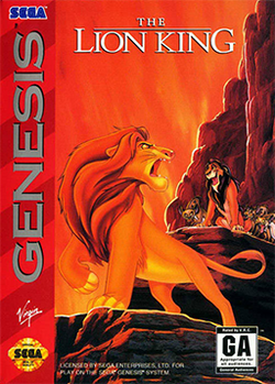 The Lion King Coverart