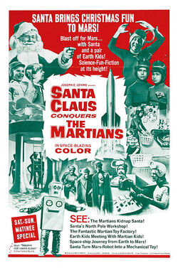Santa Claus Conquers the Martians 1
