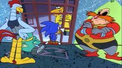 Sonic-Breakout