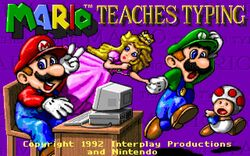 Mario-teaches-typing 1