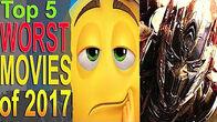 Top5WorstMoviesOf2017