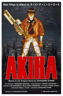 Akira (1988) Original 2
