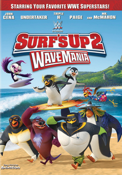 Surf's Up 2 WaveMania cover