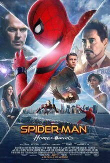 Spider-Man-Homecoming-International-poster