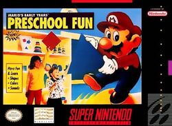 34513-Mario's Early Years! - Preschool Fun (USA)-1458954331