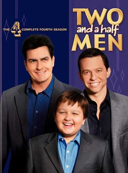 Two and half men poster3