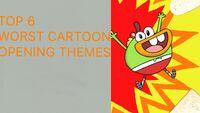 Worst Opening Themes Idea