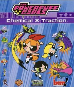 The Powerpuff Girls Chemical X-traction