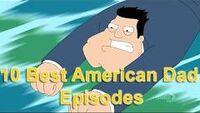 BestAmericanDadEpidodes