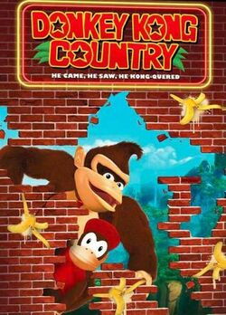 Donkey kong country tv series