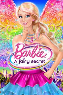 Barbie A Fairy Secret poster