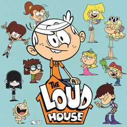 Nickelodeon-the-loud-house