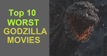Worst Godzilla Movies
