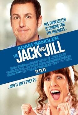 Jack and jill film poster