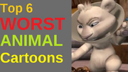 Worst Animal Cartoons