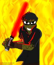 Dark Strider FanArt