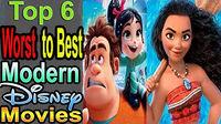 2016-Disney-Films