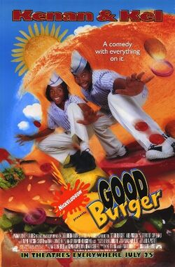 Good Burger film poster