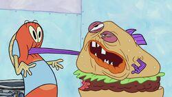 Krabby Patty Creature Feature 080