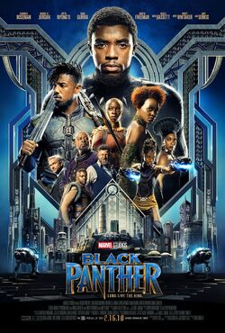 BlackPanther new poster