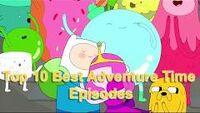 BestAdventureTimeEpisodes