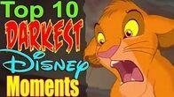Top10DarkestDisneyMoments