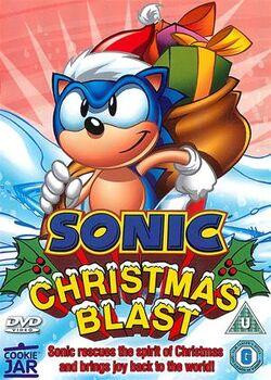 Sonic X-Mas Blast