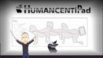 HumanCentiPad