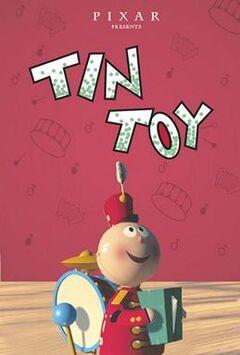Tin Toy poster