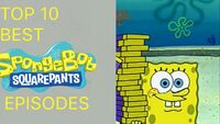 Best SpongeBob Episodes Idea