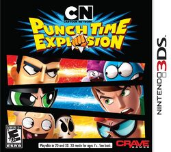 Cartoon-Network-Punch-Time-Explosion N3DS ESRB