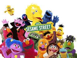 Sesame street wallpaper 1278413620