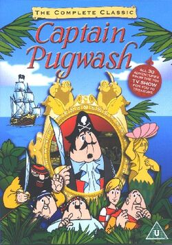 Ryan pugwash the complete collection dvd