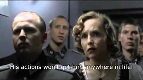 Hitler's Response To Angelic Man