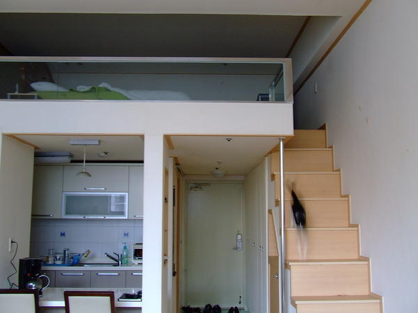 Loft Bed Room image - 1027316-loft-bedroom-and-stairs-0 | phase rpg wiki