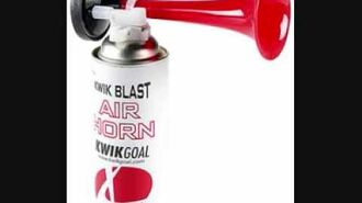Air horn (club sample)