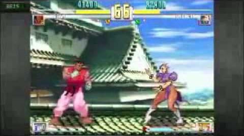 Rare footage of daigo actually do 4 random super