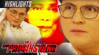 Oscar starts to feel the effect of Lily's drug FPJ's Ang Probinsyano (With Eng Subs)